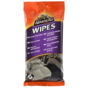 View Armor All Carpet & Seat Wipe, Pack of 20 details