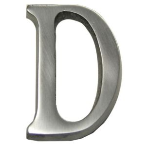 Image of Aluminium House Letter D