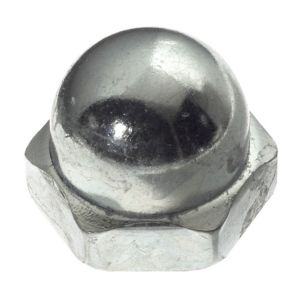 View AVF M10 Steel Cap Nut, Pack of 10 details