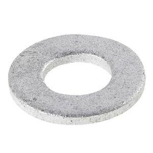 Image of AVF M8 Galvanised steel Flat washer Pack of 10