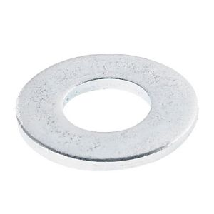 View AVF M8 Steel Flat Washer, Pack of 10 details