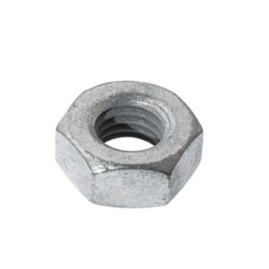View AVF M10 Steel Hex Nut, Pack of 10 details