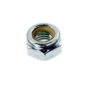 View AVF M12 Steel & Nylon Nylon Lock Nut, Pack of 6 details