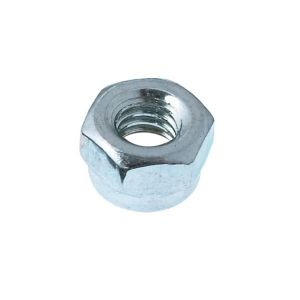 View AVF M4 Steel & Nylon Nylon Lock Nut, Pack of 10 details