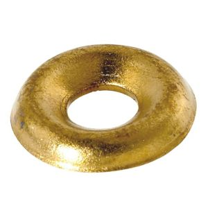 View AVF M3.5 Brass Screw Cup Washer, Pack of 25 details
