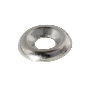 View AVF M4 Stainless Steel Screw Cup Washer, Pack of 25 details