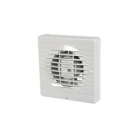 Manrose 15927 bathroom extractor fan with timer d 100mm for 6 bathroom extractor fan with timer