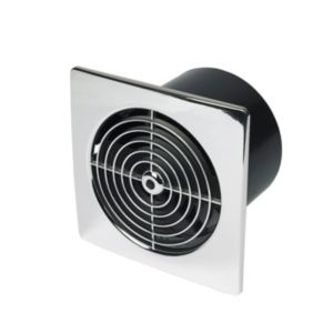 View Manrose149 mm Kitchen Fan details