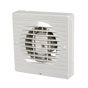 View Manrose White ABS Thermoplastic Bathroom Fan details