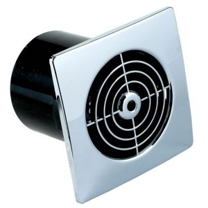 View Manrose Silver Extractor Fan details