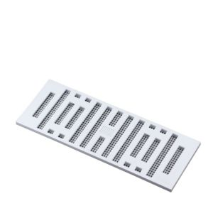 View Manrose White Adjustable Vent (H)76mm (W)229mm details