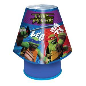 Image of Ninja Turtles Blue Table Lamp
