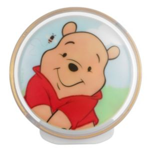 View Disney Winnie The Pooh PVC Push On/Off Switch Nightlight details