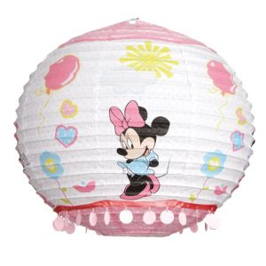 View Disney Pink Disney Minnie Mouse Light Shade (D)35cm details
