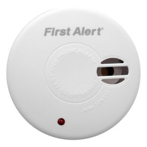 View First Alert Wireless Easy Hush Smoke Alarm details
