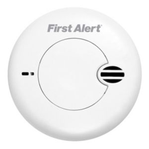 View First Alert Optical No Nuisance Smoke Alarm details