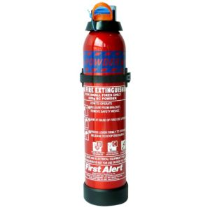 View First Alert Powder Fire Extinguisher 600G details