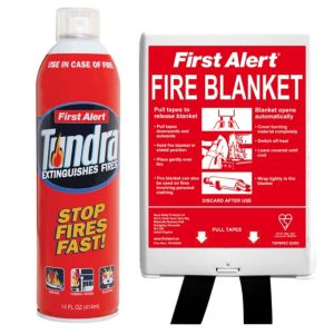 View First Alert Fire Safety Pack 414ml details