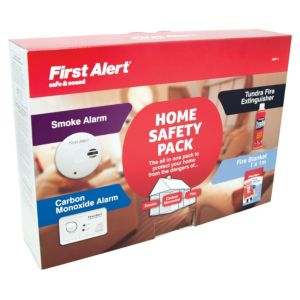 View First Alert Fire Safety Pack details