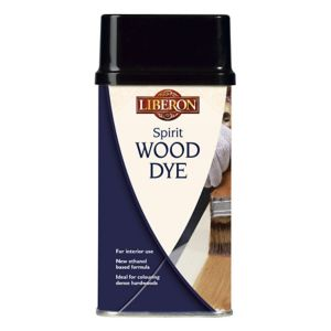 Image of Liberon Wood dye Light oak Wood treatment 0.25L
