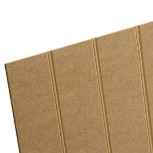 View MDF Bead & Butt Match Board (L)1220mm (W)607mm (Th)6mm details