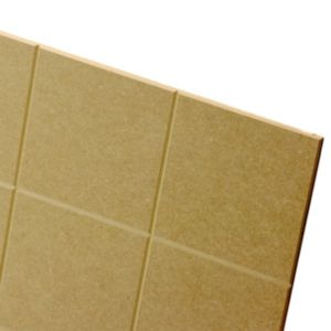 View MDF Tile Board Board (L)1200mm (W)607mm (Th)6mm details