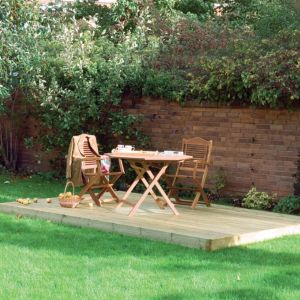 View Softwood Deck Kit, 101266 details