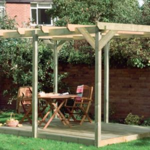 View Softwood Deck Kit, 101267 details