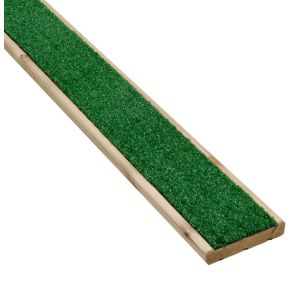 View Grassedeck Softwood Deck Board (W)144mm (L)2100mm (T)28mm details