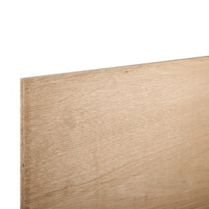 View B&Q Untreated Plywood (W)607mm (L)1.829m (T)18mm details