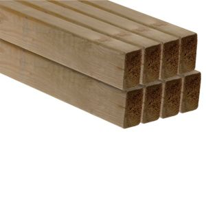 View Softwood Planed CLS Timber (T)38mm (W)63mm (L)2400mm Pack of 8 details