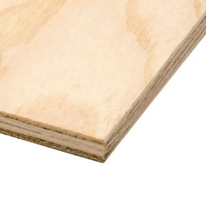 View Spruce Plywood (L)2440mm (W)607mm (Th)12mm details