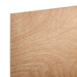 View Untreated Hardwood Plywood (W)607mm (L)1220mm (T)6mm details