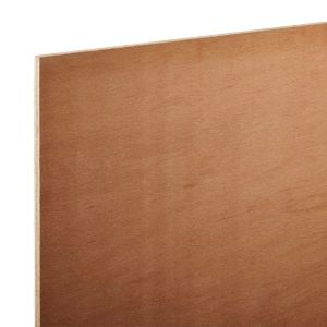 View Hardwood Plywood (L)1220mm (W)607mm (Th)9mm Pack 4 details