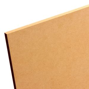 View MDF Board (L)1220mm (W)606mm (Th)18mm Pack 2 details
