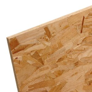 View Compressed Wood Strands OSB Board (L)1220mm (W)607mm (Th)15mm Pack 2 details