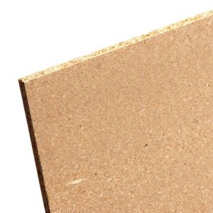 View 5022652843434 837209 CHIPBOARD 1220X607X18MM PK2 details