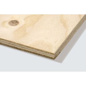 View Spruce Plywood (L)1220mm (W)1220mm (Th)12mm details