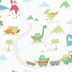 Image of Holden décor Dinosaur Wallpaper