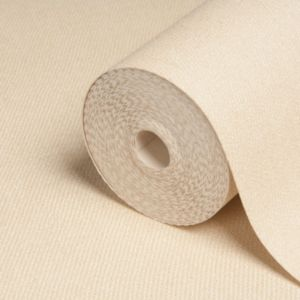 View Weave Opus Plain Cream Wallpaper details