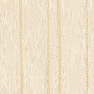 View Flame Stitch Stripe Cream Vinyl Wallpaper details