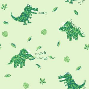 View Dinosaur Green Wallpaper details