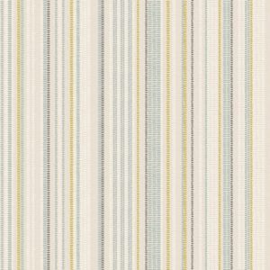 View Kasbah Stripes Citrus & Duck Egg Wallpaper details