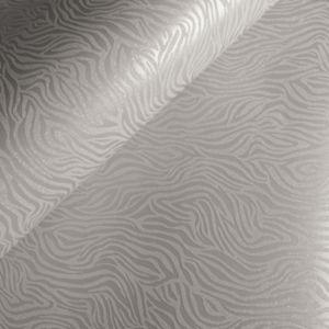 Image of Statement Gilver & taupe Animal print Metallic Wallpaper