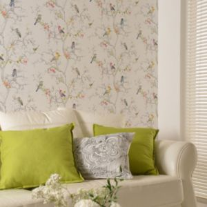View Patterned Wallpaper details
