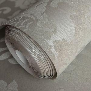 Image of Holden Grey Glitter Wallpaper