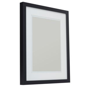 View Black Wood Picture Frame (H) 54cm x (W)44cm details