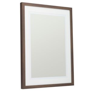 View Dark Wood Effect Wood Picture Frame (H) 74cm x (W)54cm details