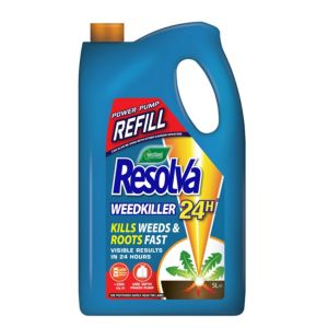 Resolva 24 Ready to Use Weed Killer 5L