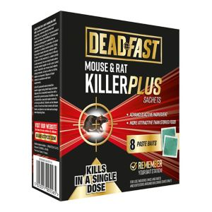 Image of Deadfast Plus Rodenticide 80g